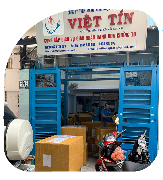 Cty Việt Tín Express