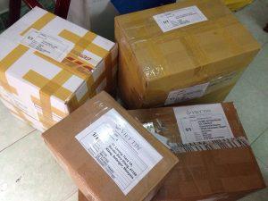Dịch vụ gửi hàng đi Mỹ Việt Tín Express