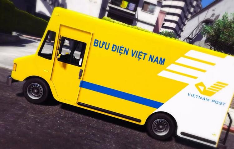 Giá cước gửi hàng đi Mỹ qua bưu điện