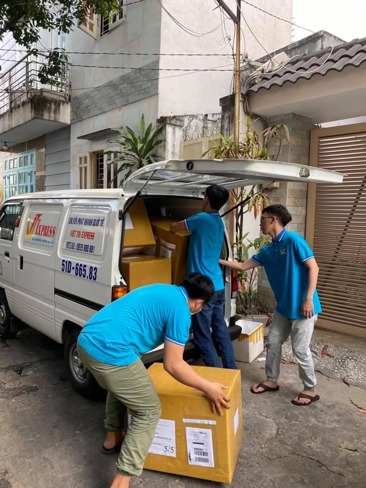 Gửi hàng từ Việt Nam sang Mỹ