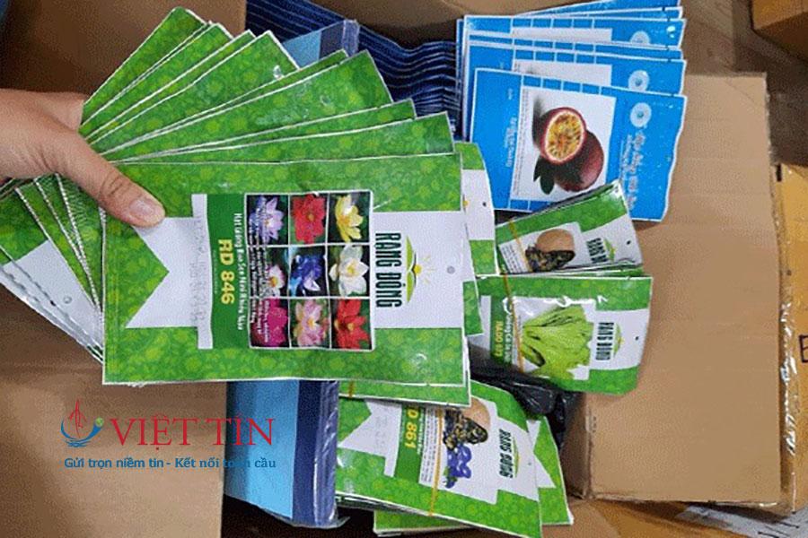 Dịch vụ gửi hạt giống đi Mỹ tại Việt Tín Express