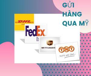 Dịch vụ gửi hàng Việt Nam qua Mỹ