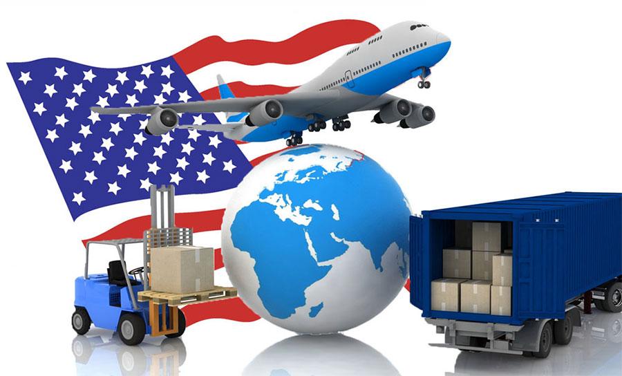 Thời gian gửi hàng đi Mỹ