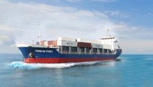 Vận chuyển hàng đi Mỹ bằng đường biển