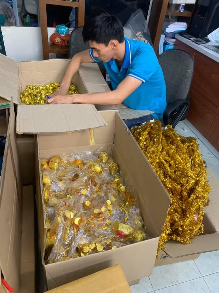 Vận chuyển hàng Trung Quốc
