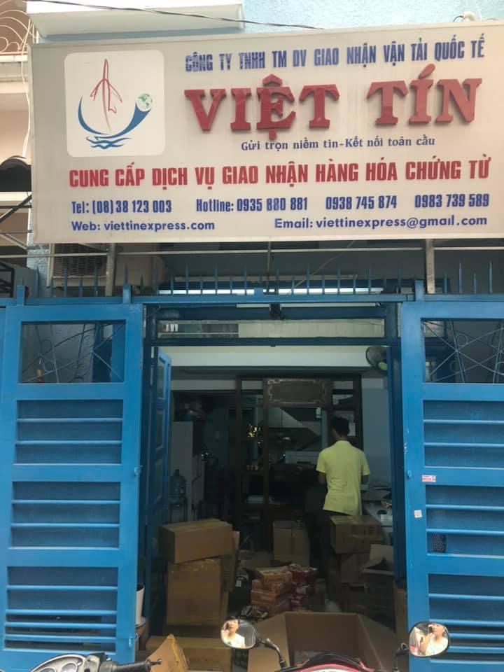 Việt Tín Express - Gửi hàng đi Mỹ giá rẻ