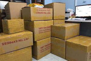 Việt Tín Express gửi hàng quốc tế