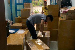 Việt Tín Express gửi hàng đi nước ngoài